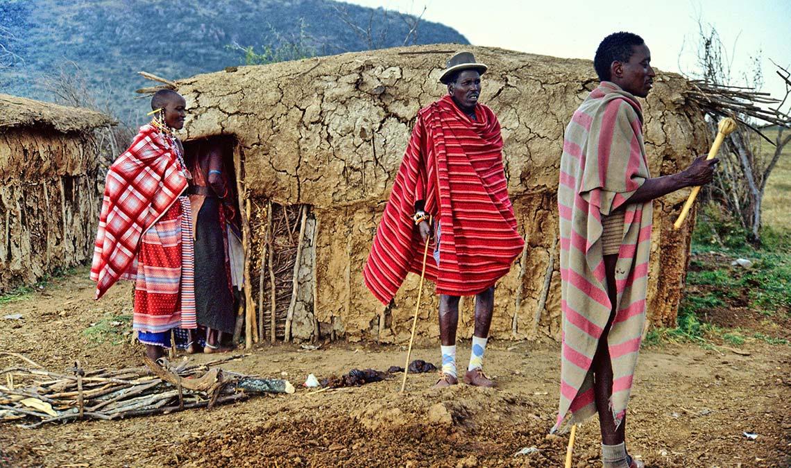 masai kenija