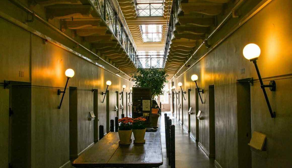 stokholm zatvor hotel