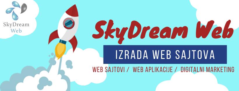 Skydream Web